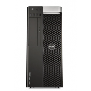Dell, PRECISION T3610,  Intel Xeon E5-1650 v2, 3.20 GHz, HDD: 500 GB, RAM: 16 GB, video: nVIDIA Quadro 4000; TOWER