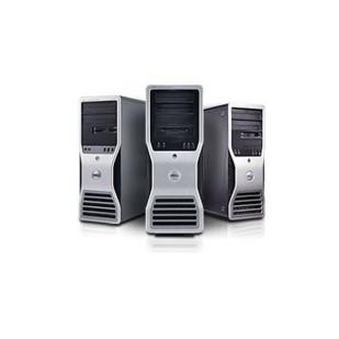 Dell, PRECISION WORKSTATION T5500,  2xIntel Xeon X5660, 2.8 GHz, 24GB RAM;video: nVIDIA Quadro 2000; TOWER