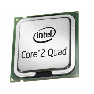 PROCESOR: INTEL; CORE 2 QUAD; Q6600; 2.4 GHz; socket: LGA775; REF