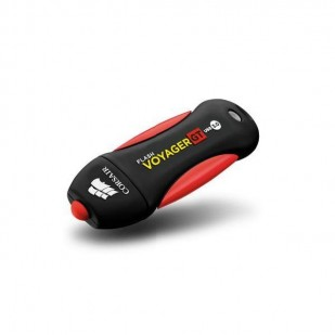 USB STICK CORSAIR; model: CMVYGT3B-32GB; capacitate: 32 GB; interfata: 3.0; culoare: NEGRU