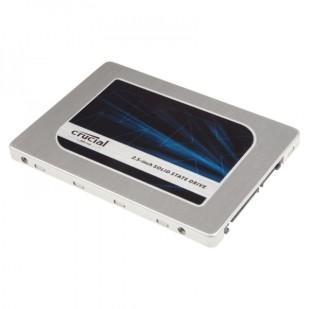 HDD 250 GB; S-ATA III; SSD; CRUCIAL MX200