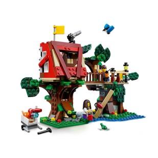 Aventuri in casuta din copac (31053)
