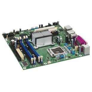 """Placa de baza Intel; model: D945GTP; socket: LGA 775; RAM: DD-RAM2; 2xPCI; 1xPCI-e; 1xPCI-e 16x; format: MINI ATX; """"""""; REF"""