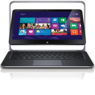 Laptop DELL, XPS 12 9Q23, Intel Core i5-3337U, 1.80 GHz, HDD: 256 GB, RAM: 8 GB, video: Intel HD Graphics 4000,  webcam,  BT