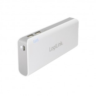 POWER BANK 12500mAh, LOGILINK (PA0083)