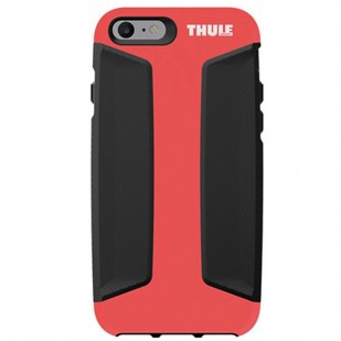 Husa telefon Thule Atmos X4 for iPhone 7 - Fiery Coral/Dark Shadow