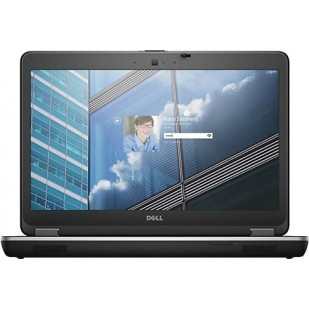 Laptop DELL, LATITUDE E6440, Intel Core i5-4310M, 2.70 GHz, HDD: 320 GB, RAM: 4 GB, unitate optica: DVD RW, video: Intel HD Graphics 4600,  webcam,  BT