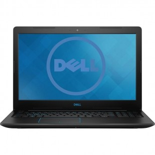 Laptop DELL, G3 3779, QuadCore i5-8300H , 2.30 GHz, HDD: 128 GB SSD, 1 TB, RAM: 8 GB, video: nVIDIA GeForce GTX 1050, webcam