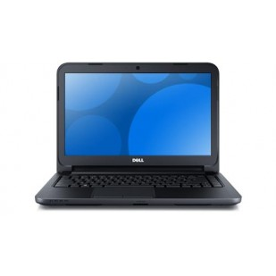 "Laptop DELL, INSPIRON 3421,  Intel Celeron 1017U, 1.60 GHz, HDD: 320 GB, RAM: 4 GB, unitate optica: DVD RW, video: Intel HD Graphics 2500, webcam, BT, 14"" LCD (WXGA), 1366 x 768"