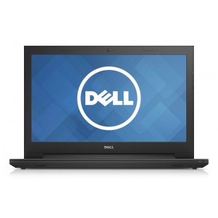 Laptop DELL, INSPIRON 3541, AMD E1-6010, 1.35 GHz, HDD: 500 GB, RAM: 4 GB, video: AMD Radeon R2 Series (Beema), webcam, 15.6 LCD (WXGA), 1366 x 768""