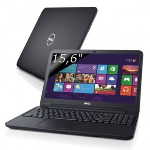 Laptop DELL, INSPIRON 3521,  Intel Core i3-2375M, 1.50 GHz, HDD: 320 GB, RAM: 4 GB, unitate optica: DVD RW, video: Intel HD Graphics 3000, webcam, BT, 15.6 LCD (WXGA), 1366 x 768""