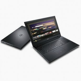 Laptop DELL Inspiron 3542; Intel Core i5-4210U, 1700 MHz; 4 GB RAM; 500 GB HDD; Intel HD Graphics; DVD-RW;
