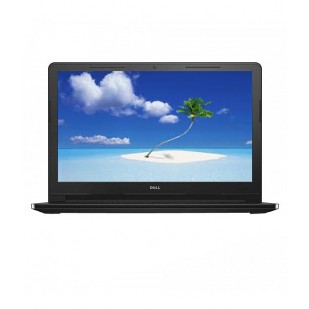 "Laptop DELL, VOSTRO 3558,  Intel Core i3-4005U, 1.70 GHz, HDD: 500 GB, RAM: 4 GB, unitate optica: DVD RW, video: Intel HD Graphics 4400, webcam, 15.6"" LCD (WXGA), 1366 x 768"