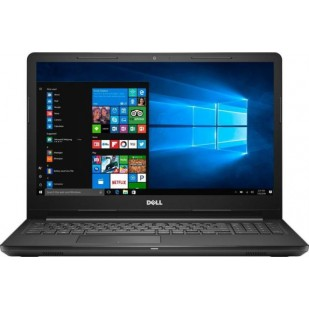 Laptop DELL, INSPIRON 15-3567,  Intel Core i5-7200U, 2.50 GHz, HDD: 500 GB, RAM: 4 GB, unitate optica: DVD RW, video: AMD Radeon R5 M330 (Exo), Intel HD Graphics 620, webcam