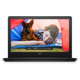 Laptop DELL, INSPIRON 5558,  Intel Core i7-5500U, 2.40 GHz, HDD: 500 GB, RAM: 8 GB, unitate optica: DVD RW, video: Intel HD Graphics 5500, webcam, 15.6 LCD (FHD), 1920 x 1080""