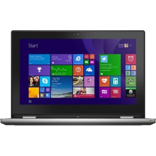 Laptop DELL, INSPIRON 7568, Intel Core i7-6500U, 2.50 GHz, HDD: 256 GB, RAM: 8 GB, video: Intel HD Graphics 620, webcam