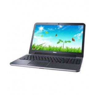 Laptop DELL Inspiron 5537; Intel Core i5-4200U, 1600 MHz; 4 GB RAM; 320 GB HDD; Intel HD Graphics; AMD Radeon HD 8600M; DVD-RW;