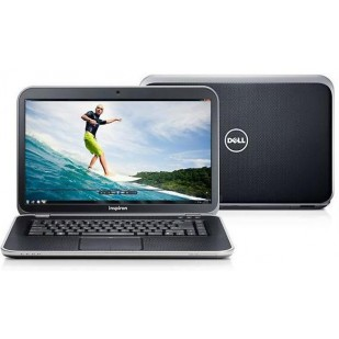 "Laptop Dell Inspiron 15R SE 7520; Intel Core i7-3632QM 2200 Mhz; 4 GB DDR3; 320 GB SATA; Ecran 15.6"", FHD  16:9  1920x1080; AMD Radeon HD 7730M 2048 MB 128 Bit; BLURAY & DVD RW;  webcam; -; Metal; OS Optional;"