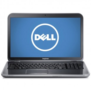 "Laptop DELL, INSPIRON 5720,  Intel Core i7-3630QM, 2.40 GHz, HDD: 320 GB, RAM: 8 GB, unitate optica: DVD RW, video: Intel HD Graphics 4000, webcam, 17.3"" LCD (FHD), 1920 x 1080"