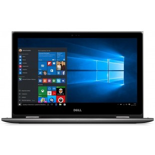 Laptop DELL, INSPIRON 5379,  Intel Core i7-8550U, 1.80 GHz, HDD: 512 GB, RAM: 16 GB, webcam