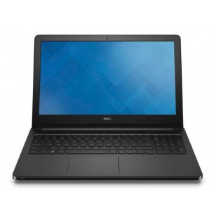 Laptop DELL, INSPIRON 5558, Intel Core i3-4005U, 1.70 GHz, HDD: 500 GB, RAM: 4 GB, unitate optica: DVD RW, video: Intel HD Graphics 4400, webcam, 15.6 LCD (WXGA), 1366 x 768""
