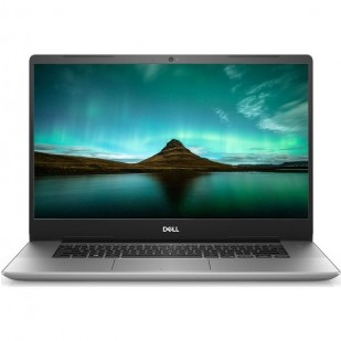 Laptop DELL, INSPIRON 5580, Intel Core i5-8250U, 1.60 GHz, HDD: 128 GB SSD, 1 TB, RAM: 8 GB, video: Intel HD Graphics 610, webcam
