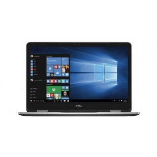 Laptop DELL, INSPIRON 17-7778,  Intel Core i7-6500U, 2.50 GHz, HDD: 1 TB, RAM: 16 GB, video: Intel HD Graphics 520, nVIDIA GeForce 940MX, webcam