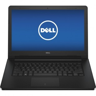"Laptop DELL, INSPIRON 14-3452, Intel Pentium N3700 , 1.60 GHz, HDD: 250 GB, RAM: 4 GB, webcam, BT, 15.6"" LCD (WXGA), 1366 x 768"
