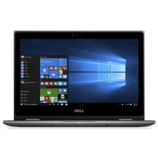 Laptop DELL, INSPIRON 13-5378,  Intel Core i5-7200U, 2.50 GHz, HDD: 1 TB, RAM: 8 GB, video: Intel HD Graphics 620, webcam
