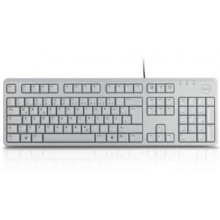 "Tastatura DELL; model: KB 212; layout: UK; GRI; USB; ""WKH6M"""