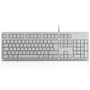 """Tastatura DELL; model: KB 212; layout: UK; GRI; USB; """"WKH6M"""""""