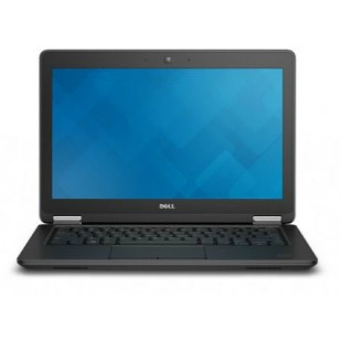 Laptop DELL, LATITUDE E7250, Intel Core i7-5600U, 2.60 GHz, HDD: 128 GB, RAM: 8 GB, video: Intel HD Graphics 5500, webcam, BT