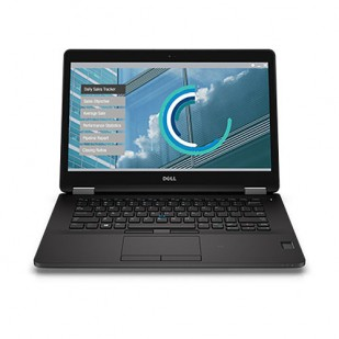 Laptop DELL, LATITUDE E5270, Intel Core i3-6100U, 2.30 GHz, HDD:256 GB, RAM: 4 GB, video: Intel HD Graphics 520, webcam