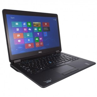 "Laptop DELL, LATITUDE E7440, Intel Core i7-4600U, 2.10 GHz, HDD: 128 GB, RAM: 4 GB, video: Intel HD Graphics 4400, webcam, 14"" LCD"