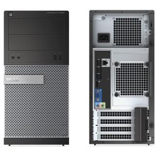 Dell, OPTIPLEX 3020,  Intel Core i5-4570, 3.20 GHz, HDD: 128 GB SSD, RAM: 8 GB, video: Intel HD Graphics 4600; TOWER