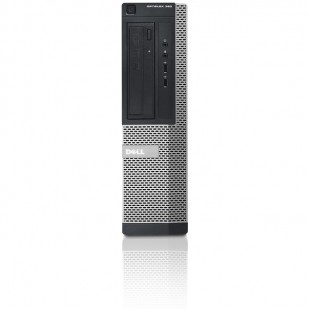 Dell, OPTIPLEX 390,  Intel Core i3-2000, 3.10 GHz, video: Intel HD Graphics 2000, SFF