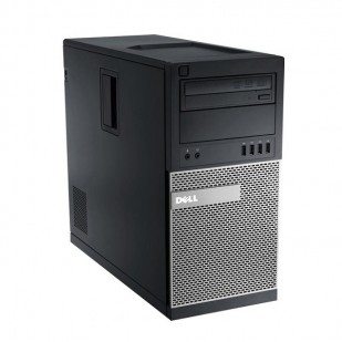 Dell, OPTIPLEX 7020, Intel Core i3-4160, 3.60 GHz, HDD: 500 GB, RAM: 4 GB, unitate optica: DVD RW, video: Intel HD Graphics 4400; TOWER