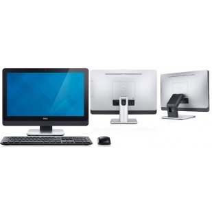 "Aio DELL, OPTIPLEX 9020 AIO,  Intel Core i5-4570S, 2.90 GHz, HDD: 500 GB, RAM: 8 GB, unitate optica: DVD RW, video: Intel HD Graphics 4600, webcam, 23"" LCD (FHD), 1920 x 1080"