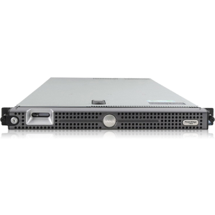 "DELL PowerEdge 1950; 2x DUALCORE INTEL XEON 5150 2.66 GHZ ; 8 GB RAM; HDD TYPE: SAS; COMBO; 2x 3,5"" HDD bay; size: 1U"