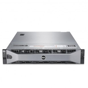 DELL POWEREDGE R810, 4 x Intel Ten Core (E7-8870) 2.4 GHz; 64 GB RAM DDR3 ECC, controler RAID: H700, dimensiune: 2U, bay HDD: 6 X 2.5, 2 PSU