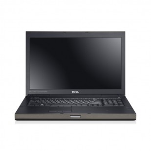 Laptop DELL, PRECISION M6700,  Intel Core i7-3820QM, 2.70 GHz, HDD: 256 GB, RAM: 8 GB, unitate optica: DVD RW, video: nVIDIA Quadro K3000M, webcam, fingerprint
