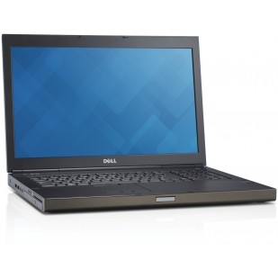"Laptop DELL, PRECISION M6800,  Intel Core i7-4800MQ, 2.70 GHz, HDD: 320 GB, RAM: 4 GB, unitate optica: DVD RW, video: AMD Radeon HD 8950M (Saturn), 17.3"" LCD (FHD), 1920 x 1080"