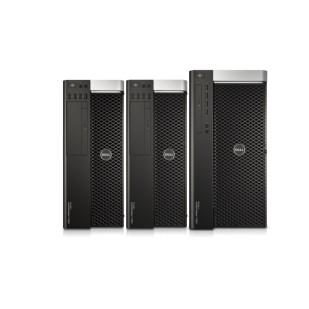 Dell, PRECISION T5600, 2 x Intel Xeon E5-2620, 16 GB; 500 GB RAPTOR; Video: nVIDIA Quadro K2000; TOWER