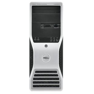 Dell Precision T5500; 2 x Intel Xeon HEXA Core  X5650 2.67 GHz; 12 GB RAM, HDD 500 GB , DVD-RW, QUADRO 4000, TOWER