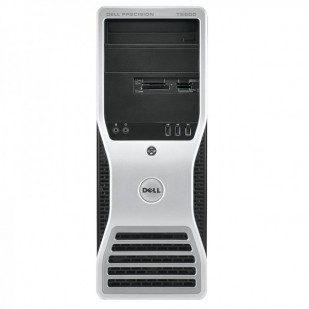 Dell, PRECISION WORKSTATION T5500, 2x  Intel Xeon X5650, 2.67 GHz, HDD: 250 GB, RAM: 12 GB, unitate optica: DVD RW, video: nVIDIA Quadro 2000