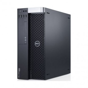 Dell, PRECISION T5610,  Intel Xeon E5-2620 v2, 2.10 GHz, HDD: 500 GB, RAM: 16 GB, video: nVIDIA Quadro K2000; TOWER