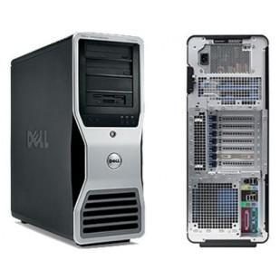Dell, PRECISION WORKSTATION T7500, Intel Xeon W5580, 3.20 GHz, video: ATI Radeon HD 3450 (RV620); TOWER