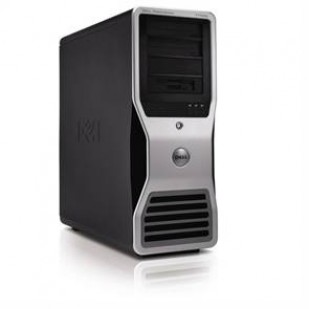 DELL Precision WorkStation T7500; 2x QuadCore Intel Xeon E5620, 2.5 GHz; 6 GB RAM; 250 GB HDD; nVIDIA Quadro 4000; DVDRW; Tower