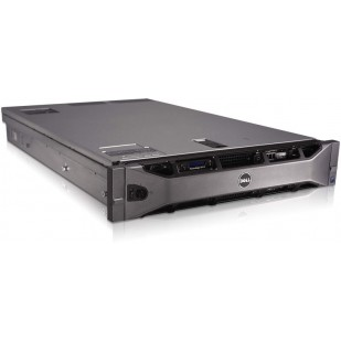 DELL POWEREDGE R710; Intel Six Core (X5650) 2.66 GHz; 16 GB RAM DDR3 ECC; controler RAID: H700; dimensiune: 2U; bay HDD: 8X2.5; 2PSU