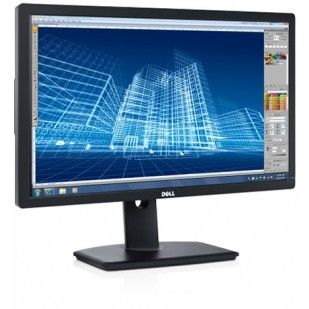 "Monitor DELL, model: U2413; 24""; NEW"